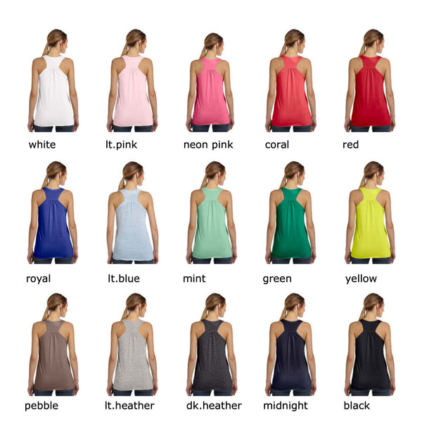 Racerback Flow Tank Top