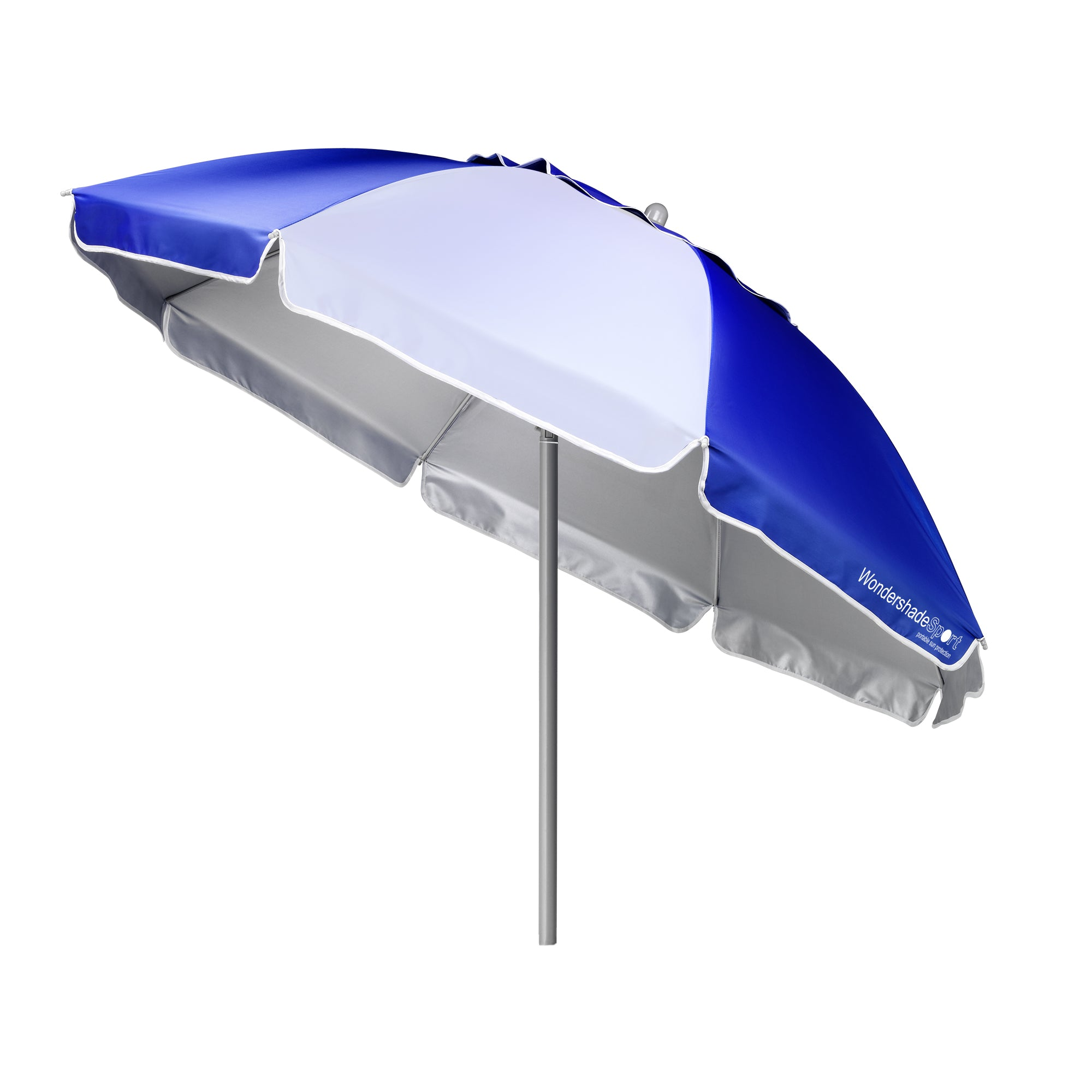Wondershade Sport Replacement Umbrella Top Blue