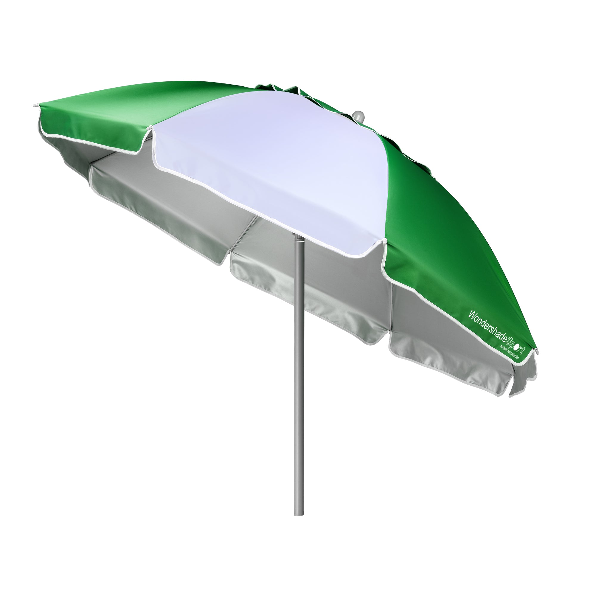 Wondershade Sport Replacement Umbrella Top Green