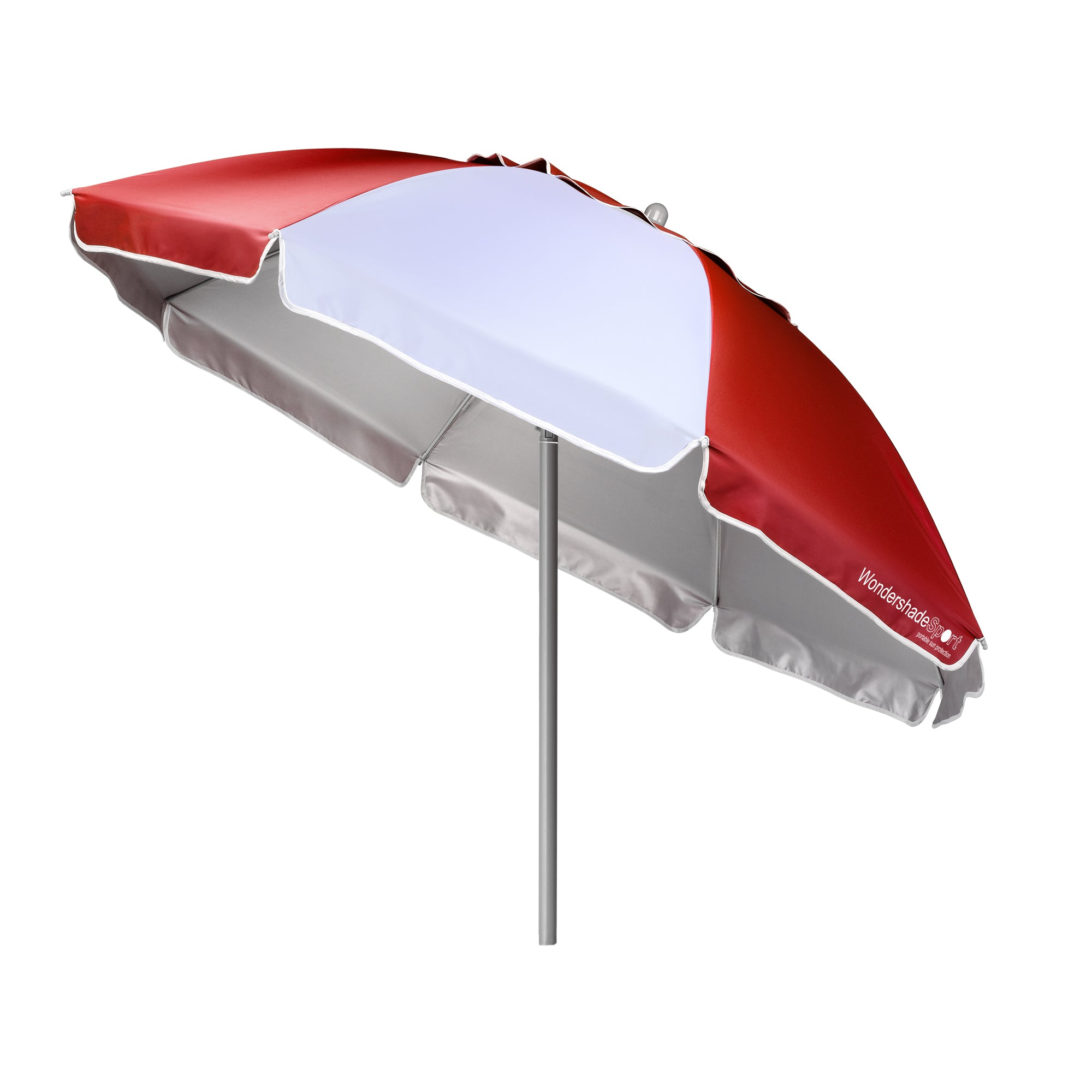 Wondershade Sport Replacement Umbrella Top Red