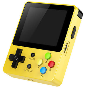LDK Game Retro Console Yellow