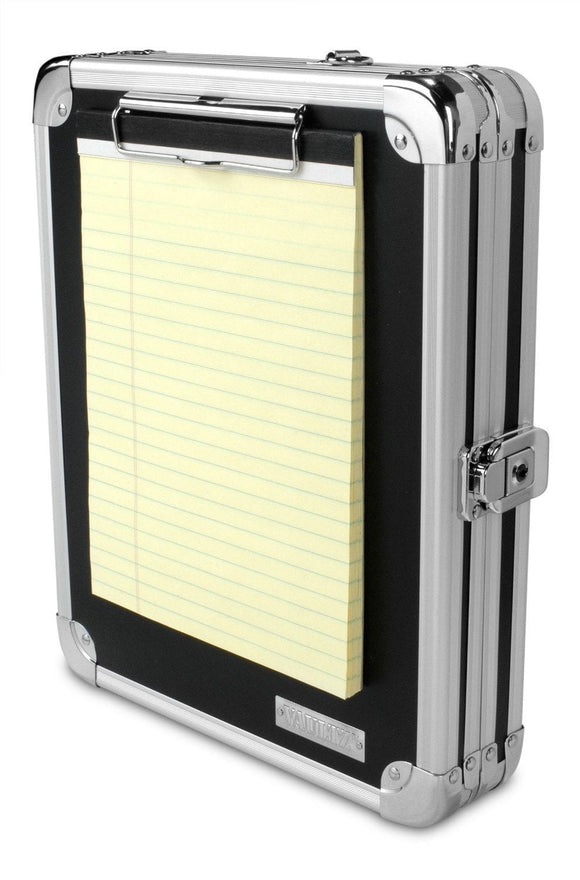 Case101202K Chrome Steel Hinged Clipboard Case - Tech Instrumentation