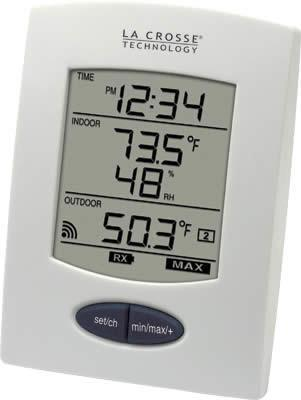 La Crosse Technology WS-9029U-IT Wireless Weather Station | La Crosse Technology | SKU WS-9029U-IT | Weather Stations