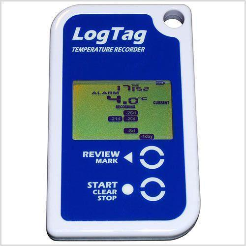 Logtag TRED30-7F - Temperature Recorder with LCD Display. - Tech Instrumentation - LogTag