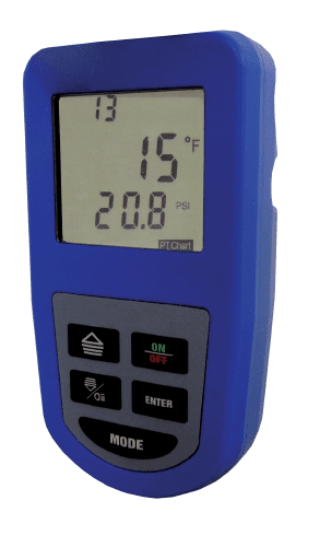 TPC8000 Super Temperature and Pressure Clamp - Tech Instrumentation