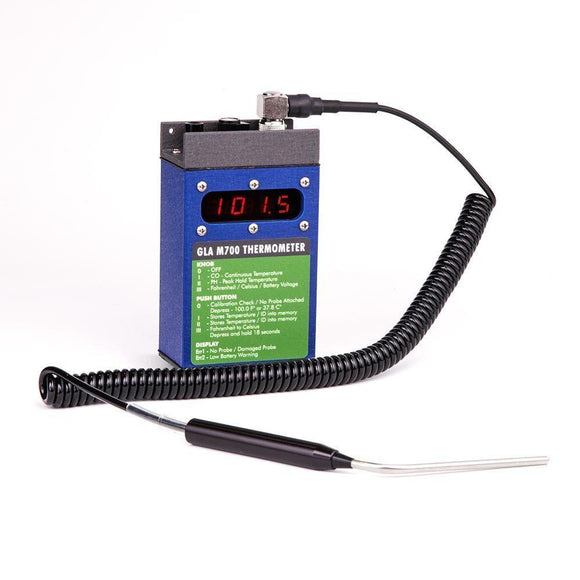 M700 Veterinary Thermometer - Tech Instrumentation