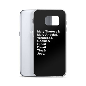 Joey and His Sisters Samsung Case