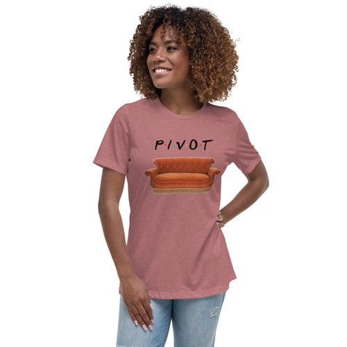 Pivot Couch Women's Relaxed T-Shirt