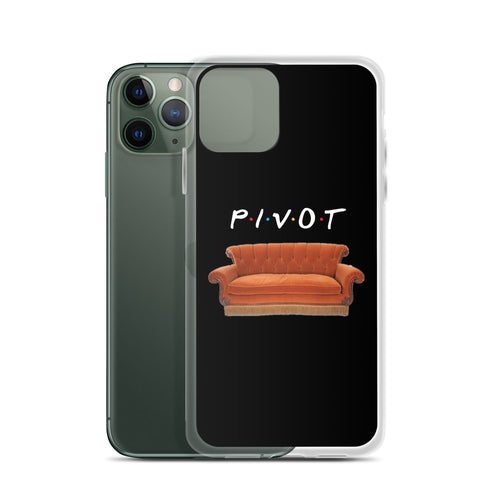 Pivot Couch iPhone Case