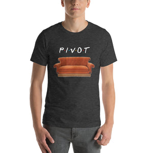 Pivot Couch Short-Sleeve Unisex T-Shirt