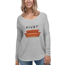 Load image into Gallery viewer, Pivot Couch Ladies' Long Sleeve Tee
