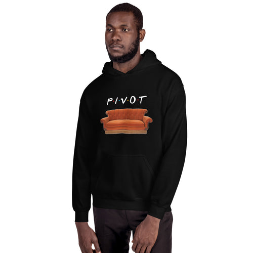 Pivot Couch Unisex Hoodie