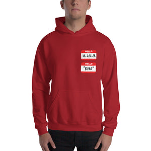 Ross's Name Tags Unisex Hoodie