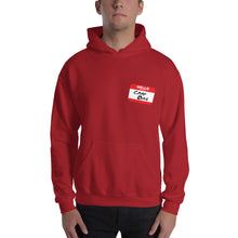 Load image into Gallery viewer, Crap Bag Name Tag Side Unisex Hoodie