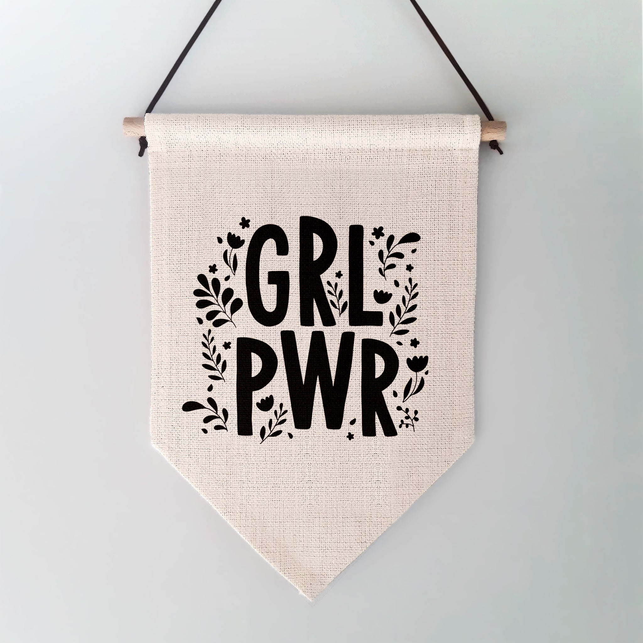 Girl Power Wall Hanging