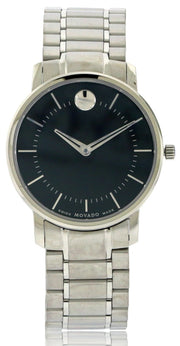 Movado  Stainless Steel  Ladies Watch 0606690