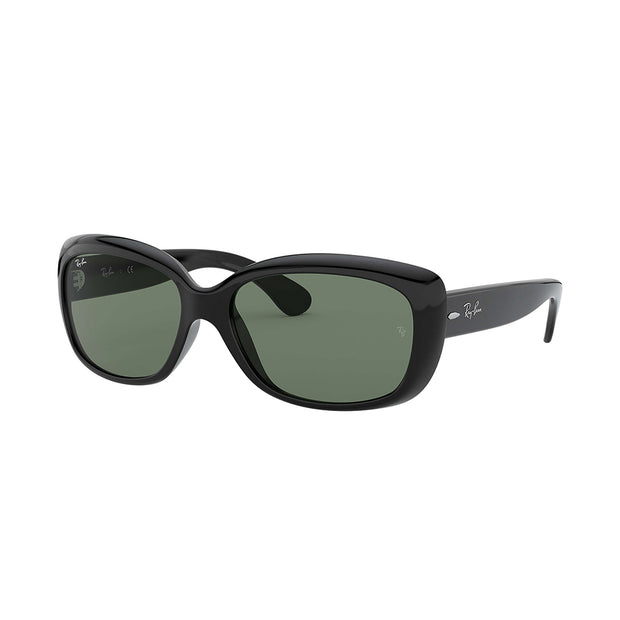 Ray-Ban Women's Rb4101f Jackie Asian Fit Rectangle Sunglasses