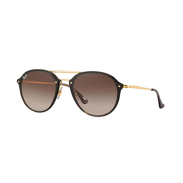 Ray-Ban Unisex Pilot RB4292N Sunglasses Light Havana