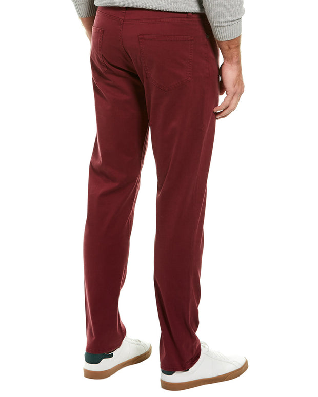 Brooks Brothers Stretch Red Slim Fit Pant