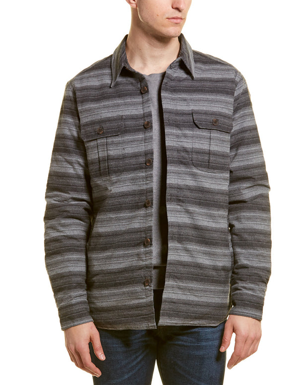 Surfside Supply Co. Quilting Shirt Jacket