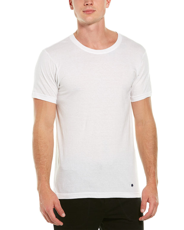 Lucky Brand Set Of 3 Slim Fit Crewneck T-Shirt