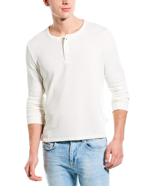 Onia Miles Henley Shirt