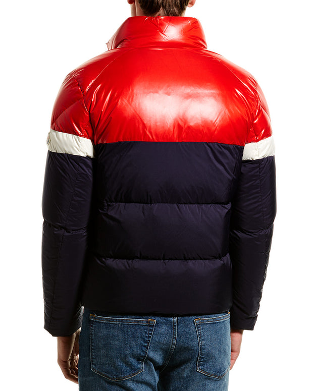 Moncler Fitted Puffer Jacket