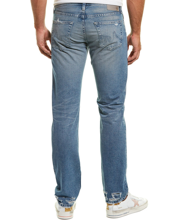 Ag Jeans The Matchbox 21 Years Paid Time Off Slim Straight Leg