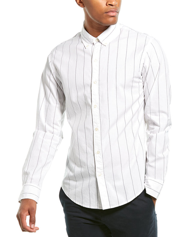 Bonobos Washed Slim Fit Woven Shirt
