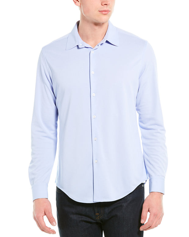 Ministry Of Supply Apollo Standard Fit Woven Shirt
