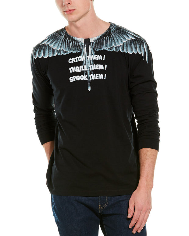 Marcelo Burlon Graphic T-Shirt
