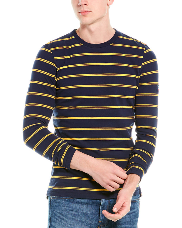 Scotch & Soda Striped Jersey T-Shirt