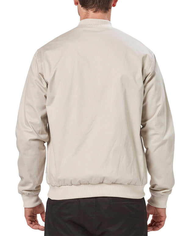 Charlie Holiday Shell Bomber Jacket