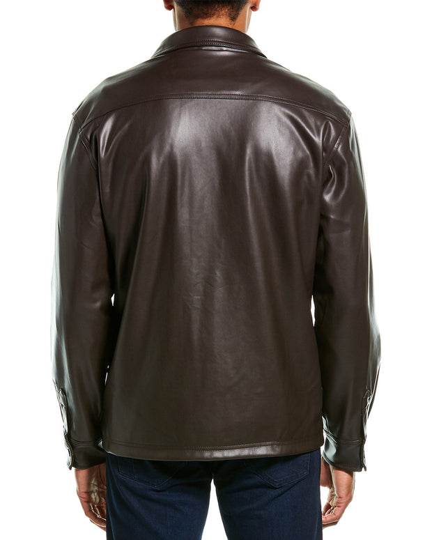 Blank Nyc Moto Shirt Jacket