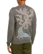 Valentino Horoscope Aquarius Cashmere Sweater