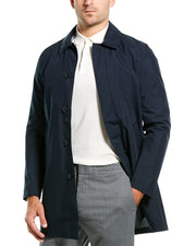 J.Lindeberg Carter Sharp Trench Jacket