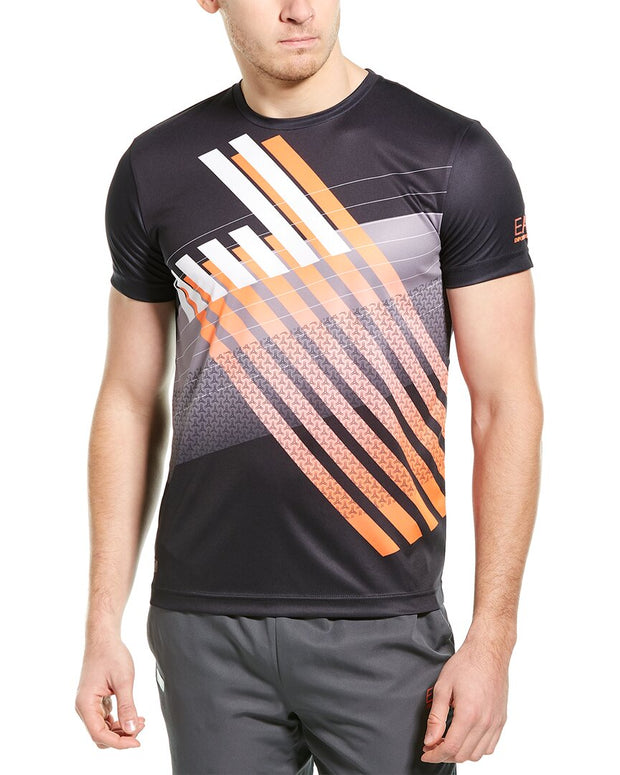 Ea7 Emporio Armani Graphic T-Shirt
