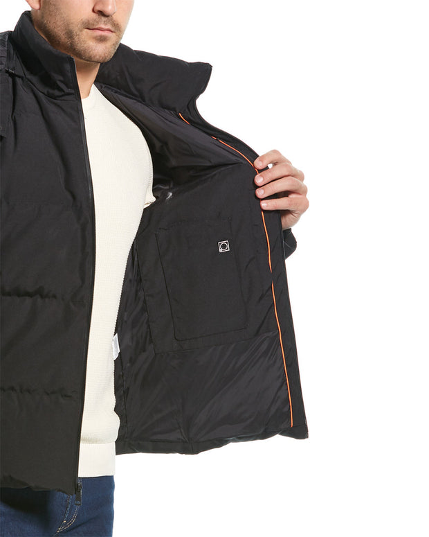 Cole Haan Signature Dry Hand Down Coat