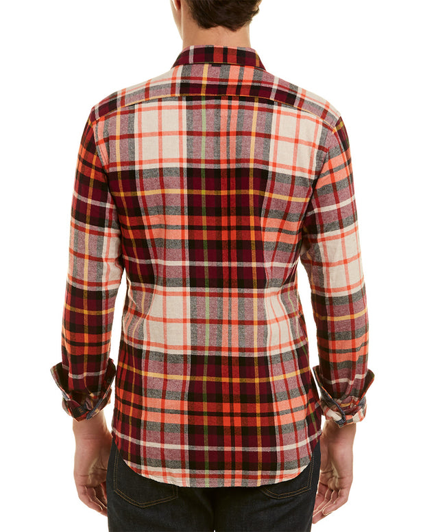 Scotch & Soda Checked Shirt