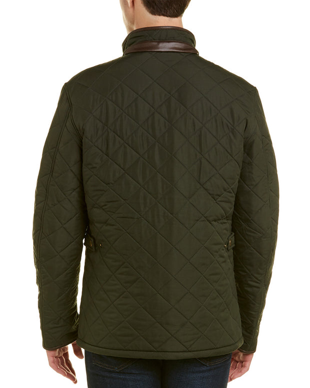 Barbour Powell Quilted Coat