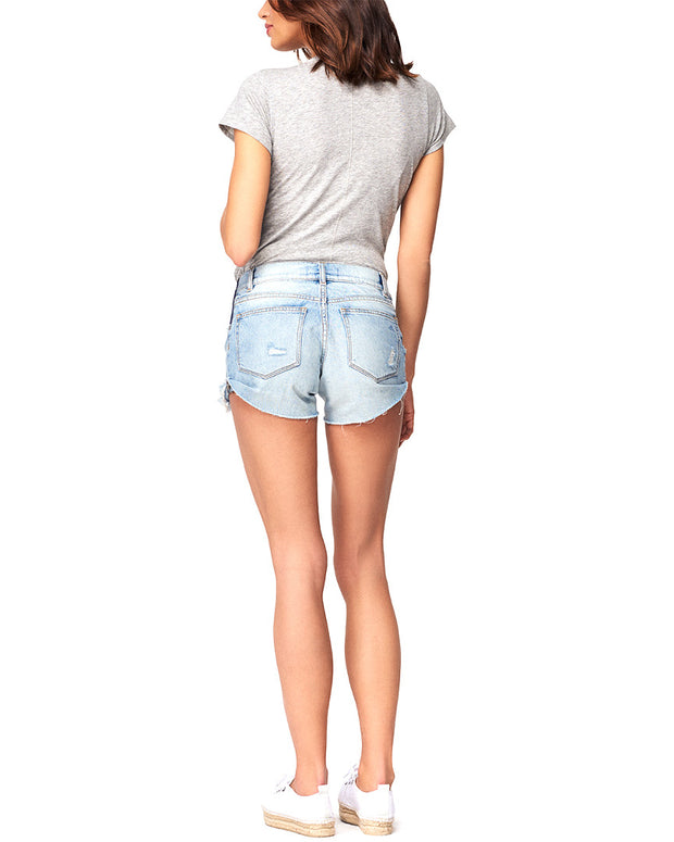 Dl1961 Premium Denim Maternity Karlie Westside Boyfriend Short