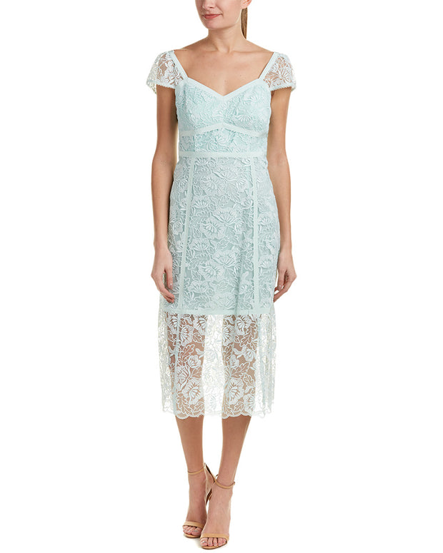 Nanette Lepore Midi Dress