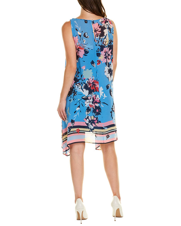 Donna Morgan Floral Mini Dress