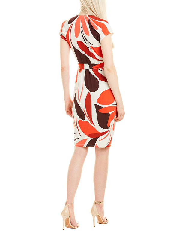 Maggy London Wrap Dress