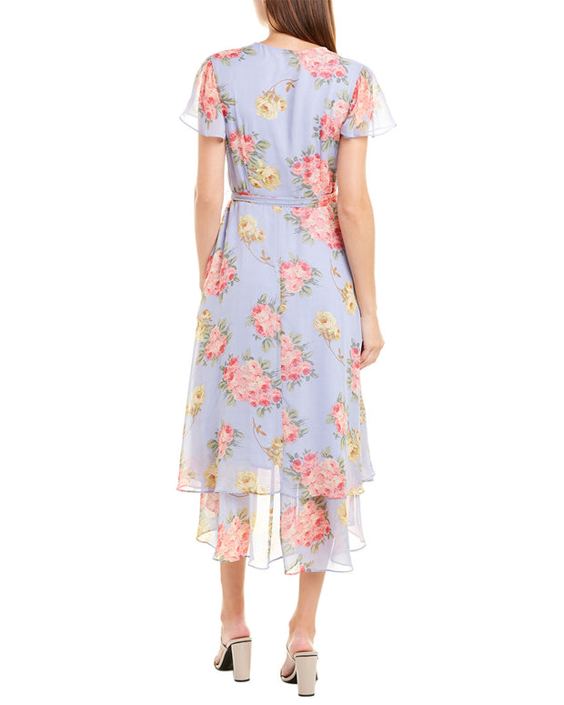 Betsey Johnson Bouquet Maxi Dress