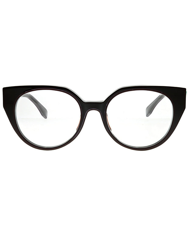 Fendi Women's Cat-Eye 50Mm Optical Frames