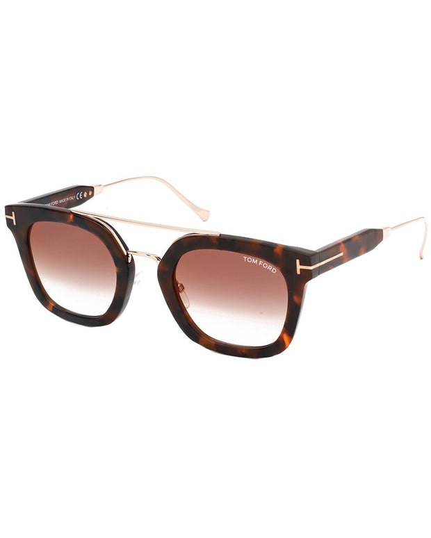 Tom Ford Unisex Ft0541 51Mm Sunglasses