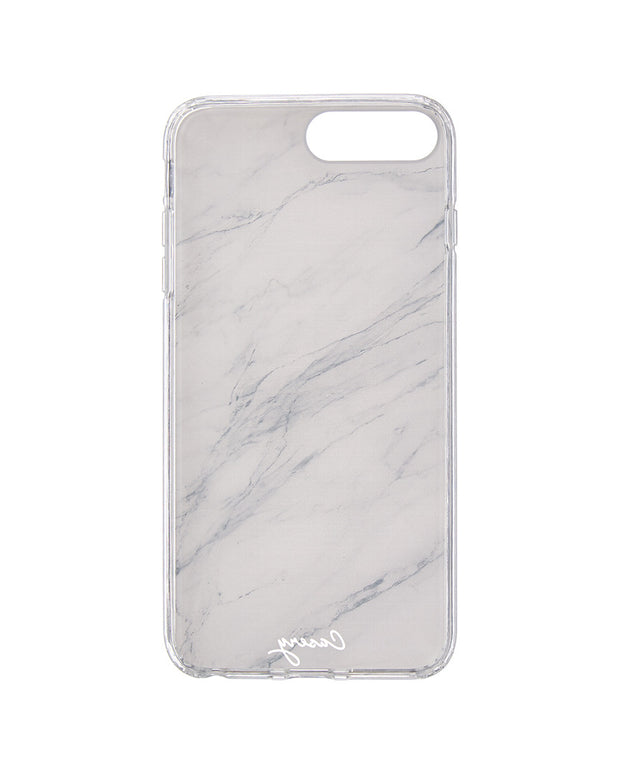 The Casery White Marble Iphone Case