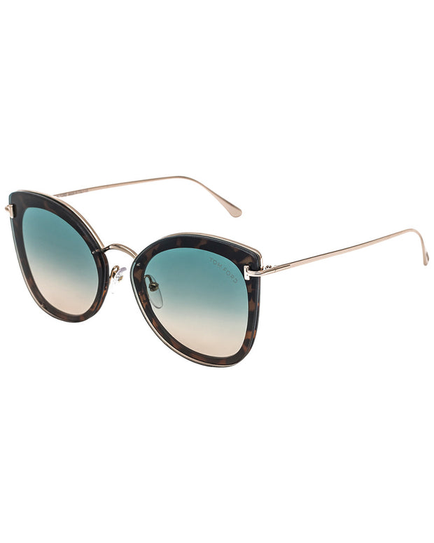 Tom Ford Women's Charlotte 62Mm Sunglasses