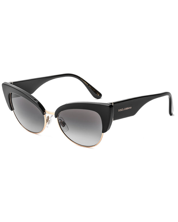 Dolce & Gabanna Women's Dg4346 53Mm Sunglasses